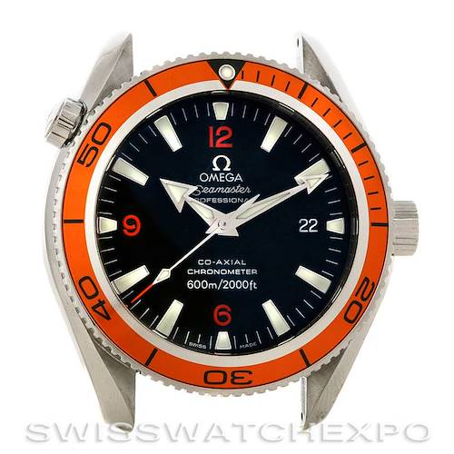Photo of Omega Seamaster Planet Ocean Watch 2909.50.38