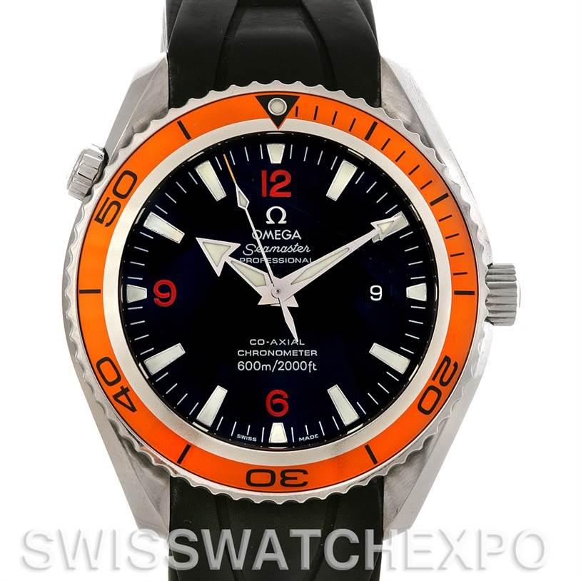 Omega Seamaster Planet Ocean XL Men's Watch 2908.50.91