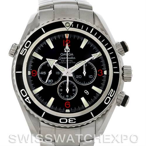 Photo of Omega Seamaster Planet Ocean 2210.51 Chronograph Mens Watch