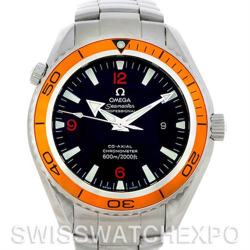 Photo of Omega Seamaster Planet Ocean XL Men's Watch 2208.50.00