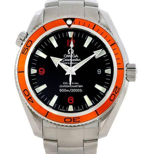 Photo of Omega Seamaster Planet Ocean Men's Watch 2209.50.00