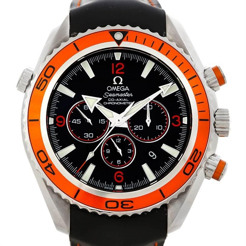 Omega Seamaster Planet Ocean XL Men's Watch 2918.50.82