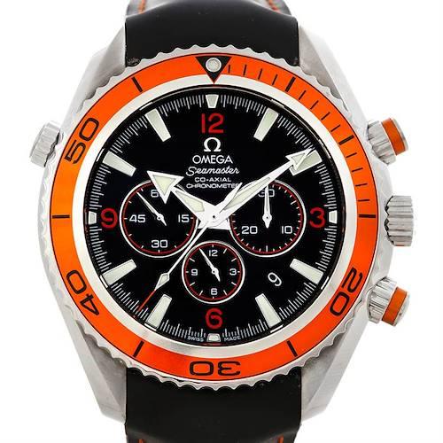 Photo of Omega Seamaster Planet Ocean XL Men's Watch 2918.50.82