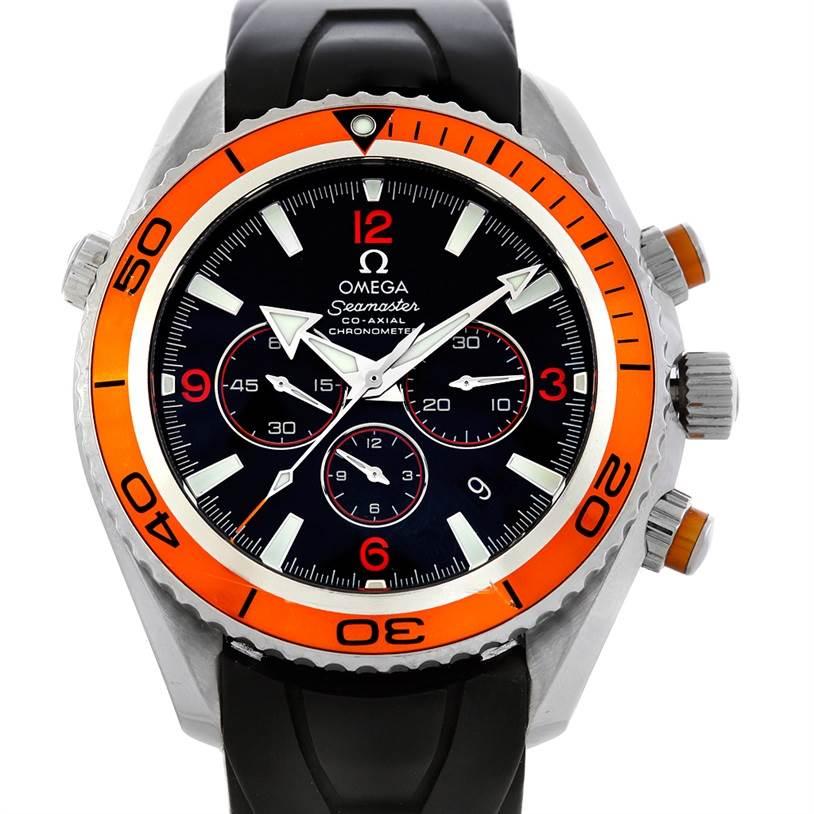 Omega Seamaster Planet Ocean XL Men's Watch 2918.50.91