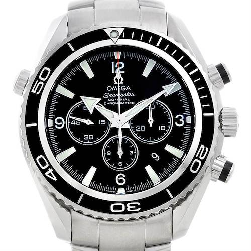 Photo of Omega Seamaster Planet Ocean 2210.50.00 Chronograph Watch