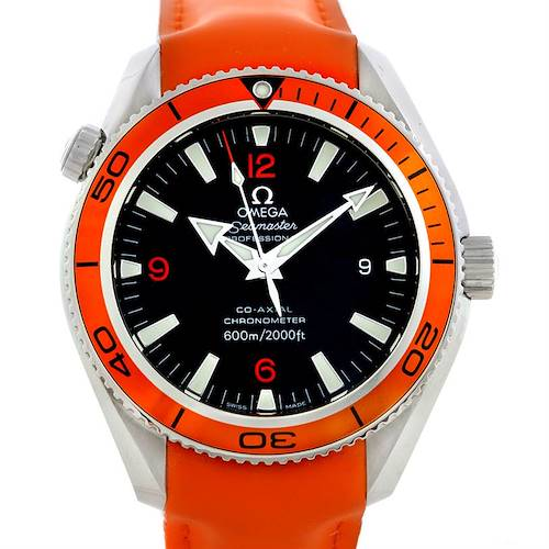 Photo of Omega Seamaster Planet Ocean Mens Watch 2909.50.83