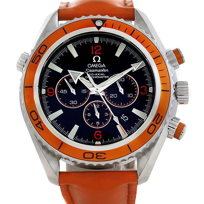 Omega Seamaster Planet Ocean XL Mens Watch 2918.50.83