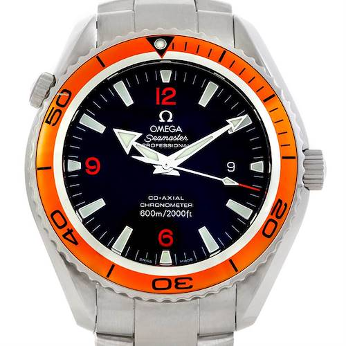 Photo of Omega Seamaster Planet Ocean XL Mens Watch 2208.50.00