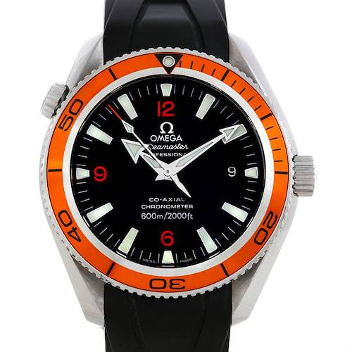Photo of Omega Seamaster Planet Ocean Mens Watch 2909.50.91