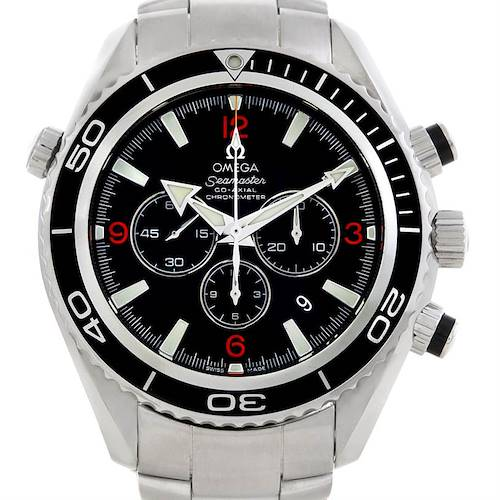 Photo of Omega Seamaster Planet Ocean Mens Watch 2210.51.00