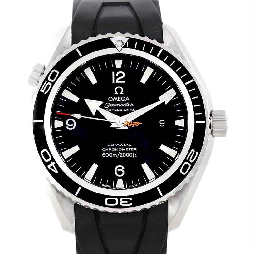 Omega Seamaster Planet Ocean Casino Royale Watch 2907.50.91