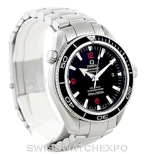 7044 Omega Seamaster Planet Ocean Mens Watch 2201.51.00 Unworn SwissWatchExpo
