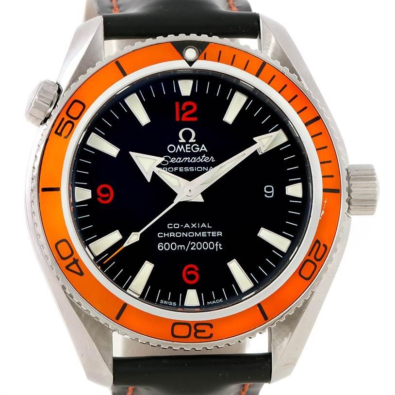 Omega Seamaster Planet Ocean Mens Watch 2909.50.82
