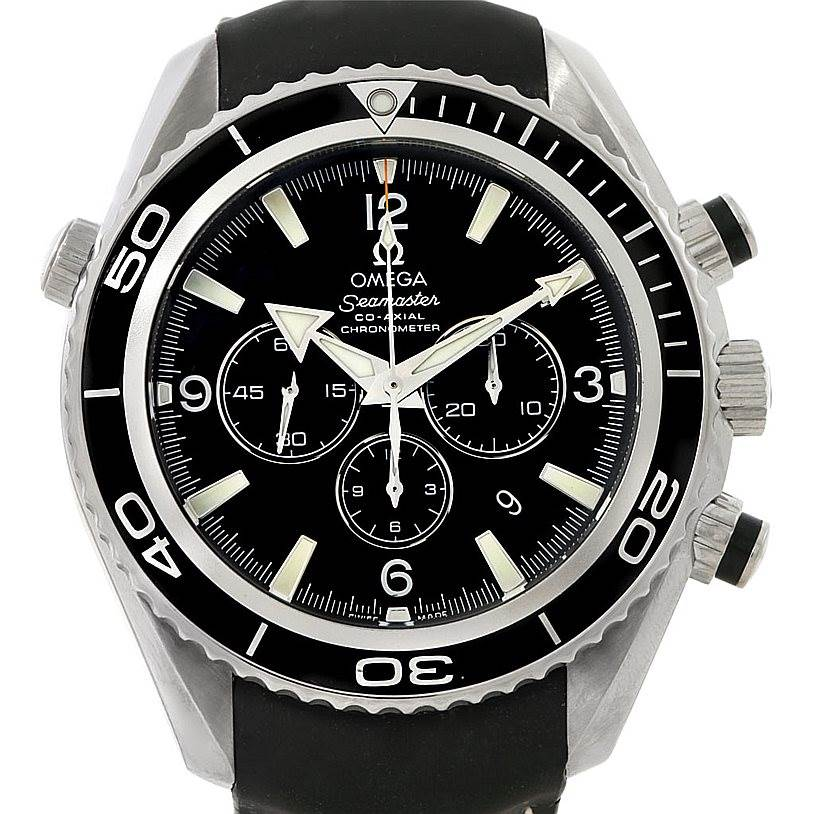 Omega Seamaster Planet Ocean Mens Watch 2910.50.81