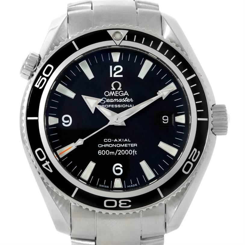 omega seamaster planet ocean mens watch. Black Bedroom Furniture Sets. Home Design Ideas