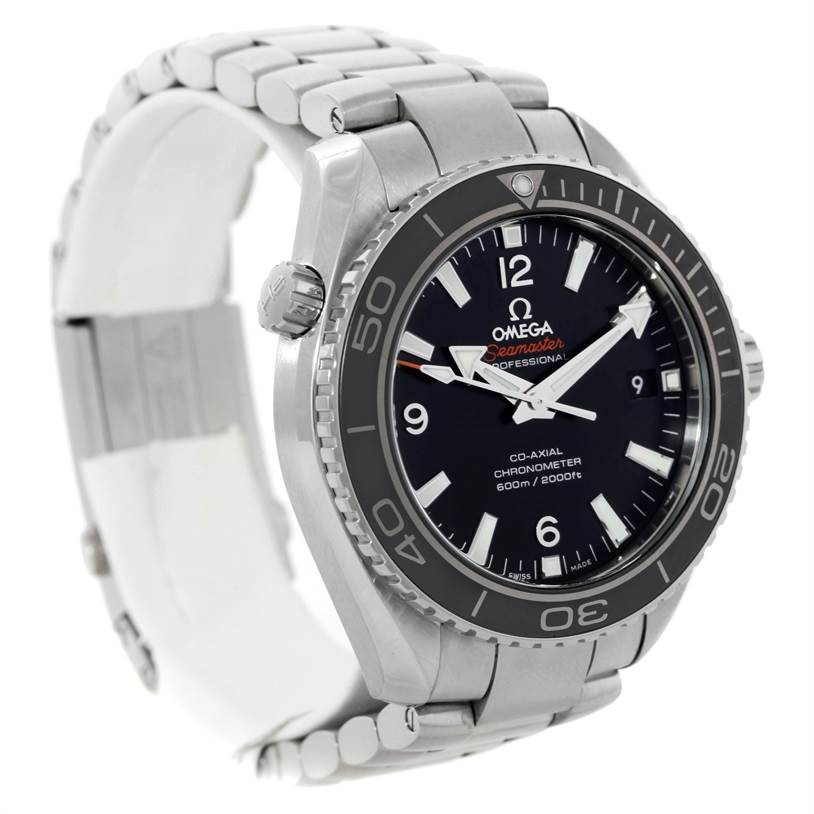 8905 Omega Seamaster Planet Ocean Watch 232.30.42.21.01.001 SwissWatchExpo