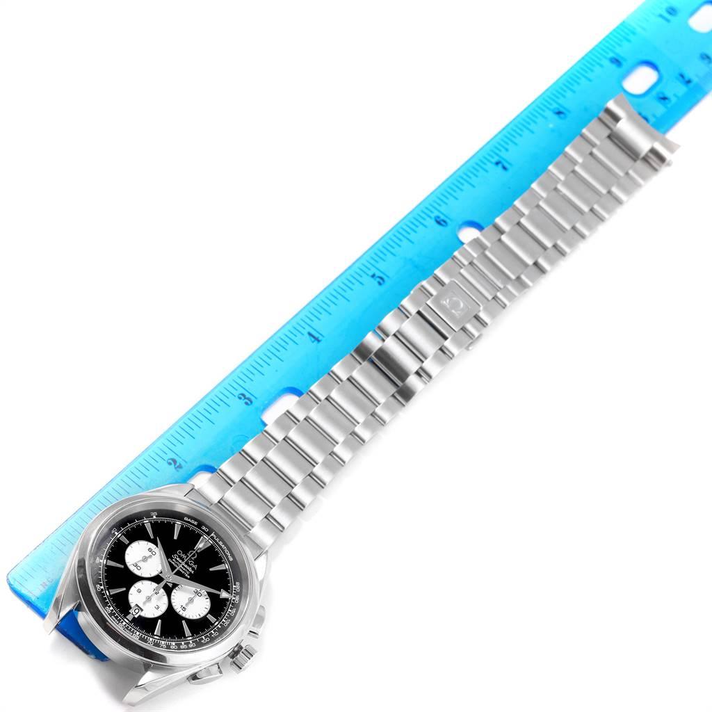 Omega Seamaster Aqua Terra Chronograph Watch 221.10.42.40.01.002 SwissWatchExpo