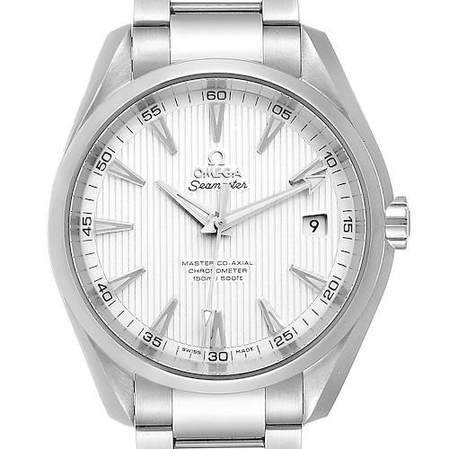 Photo of Omega Seamaster Aqua Terra Co-Axial Watch 231.10.42.21.02.003