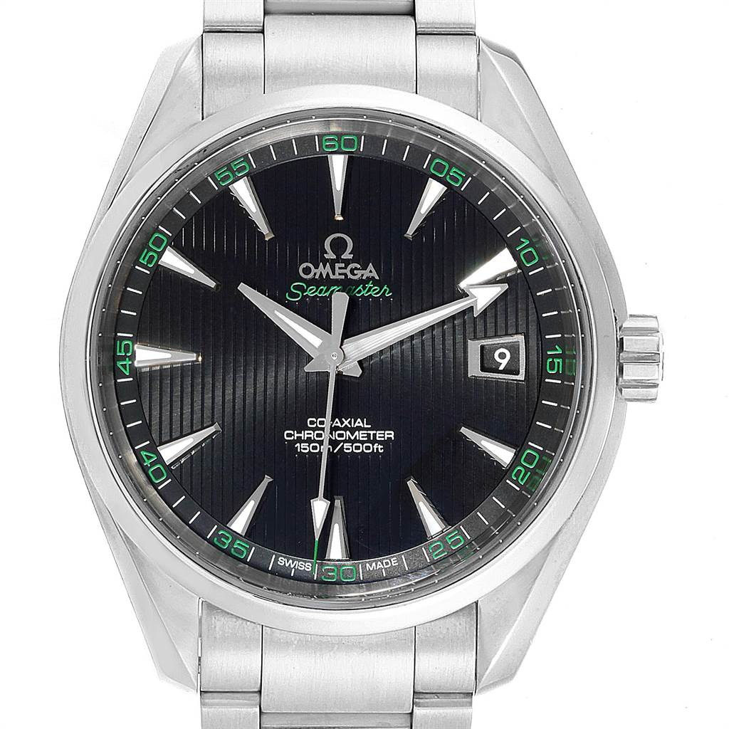 Omega Seamaster Aqua Terra Co-Axial Mens Watch 231.10.42.21.01.001 Box Card