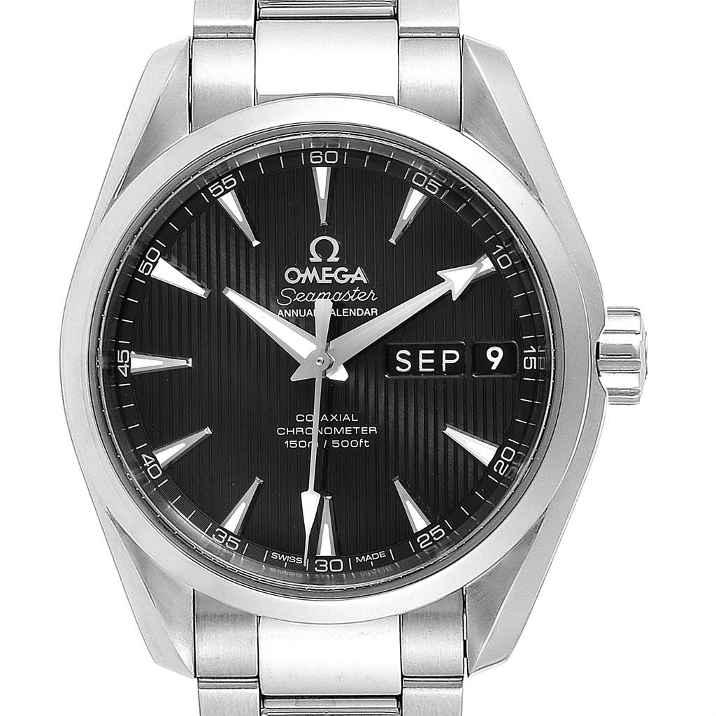 Photo of Omega Seamaster Aqua Terra 39 Annual Calendar Watch 231.10.39.22.01.001