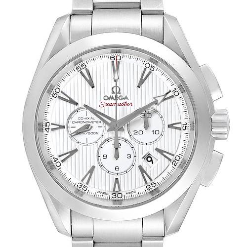 Photo of Omega Seamaster Aqua Terra Chrono Watch 231.10.44.50.04.001