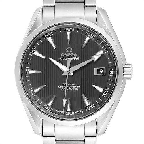 Photo of Omega Seamaster Aqua Terra Co-Axial Mens Watch 231.10.42.21.06.001 Card