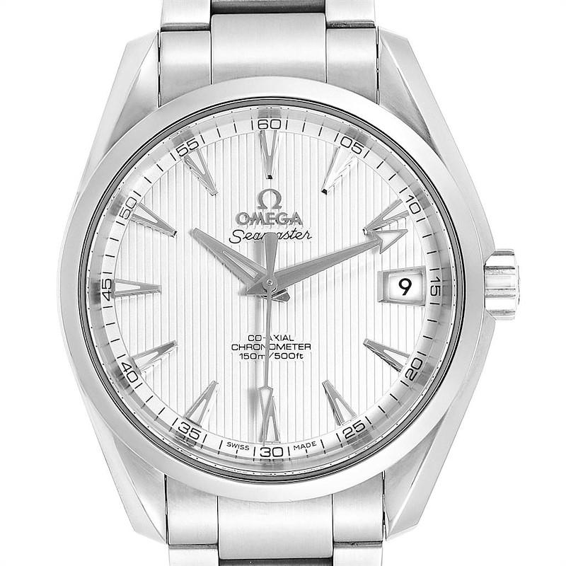 Omega Seamaster Aqua Terra Mens Watch 231.10.39.21.02.001 SwissWatchExpo