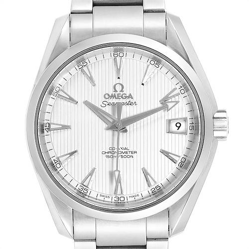 Photo of Omega Seamaster Aqua Terra Mens Watch 231.10.39.21.02.001