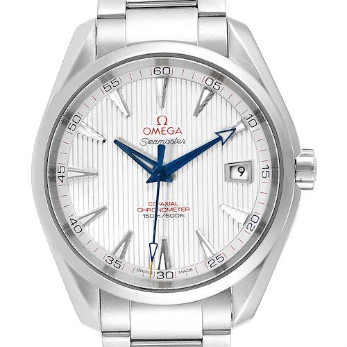 Photo of Omega Seamaster Aqua Terra Mens Watch 231.10.42.21.02.002 Box Card