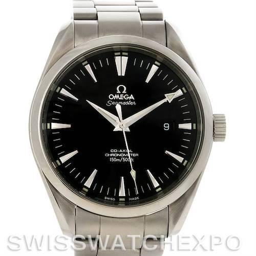Photo of Omega Seamaster Aqua Terra Mens 2502.50.00 Watch