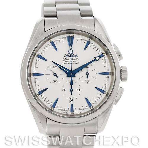 Photo of Omega Seamaster Aqua Terra XL Automatic Chronograph Watch 2512.30