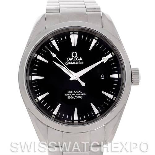 Photo of Omega Seamaster Aqua Terra Mens Watch 2502.50.00