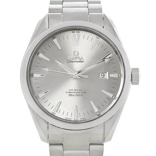 Photo of Omega Seamaster Aqua Terra Mens Steel Watch 2502.30.00
