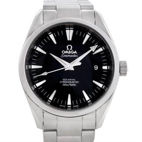 Photo of Omega Seamaster Aqua Terra Mens Large Steel Watch 2503.50.00