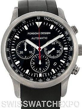 Photo of Porche Titanium Automatic Mens Watch P6612