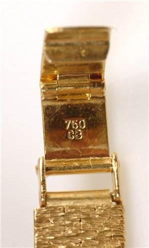 Rolex Vintage Ladies 18k y Gold Watch SwissWatchExpo
