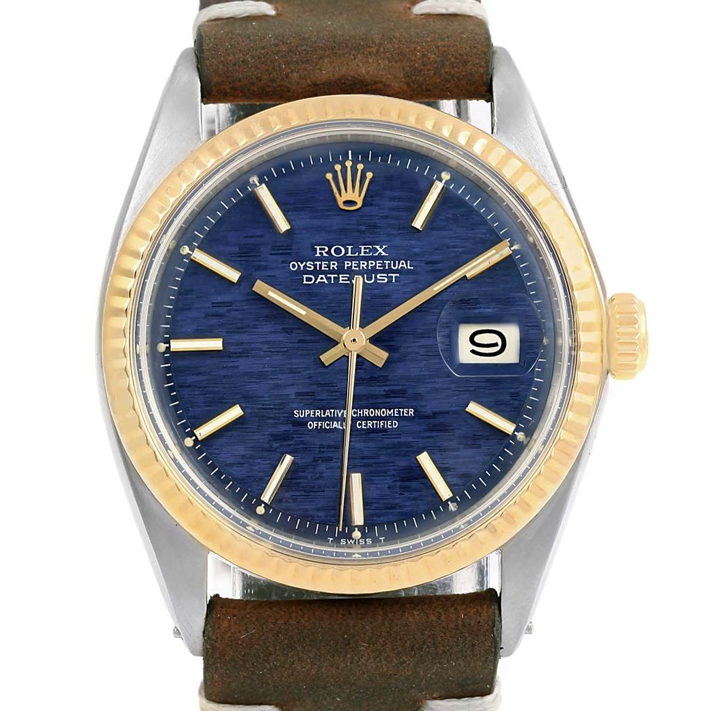 Rolex Datejust Mens Watch