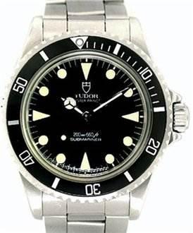 779WT Rolex Vintage Tudor Submariner Non Date Ref# 94010 SwissWatchExpo