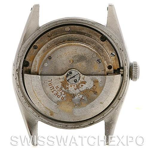 2632 Rolex Vintage Oyster Perpetual Bubbleback Watch 5048 yearr 1949 SwissWatchExpo