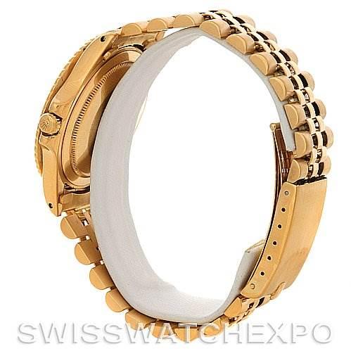 2842 Rolex  GMT Master Vintage 18K Gold Watch 1675 year 1967 SwissWatchExpo