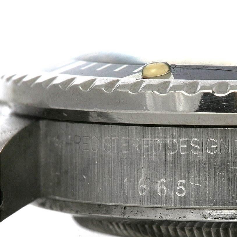 2938 Rolex Seadweller Great White Vintage Mens Watch 1665 SwissWatchExpo
