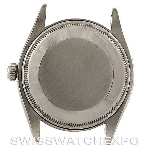 2986 Rolex Oyster Perpetual Vintage Men's Steel Watch 1002 SwissWatchExpo