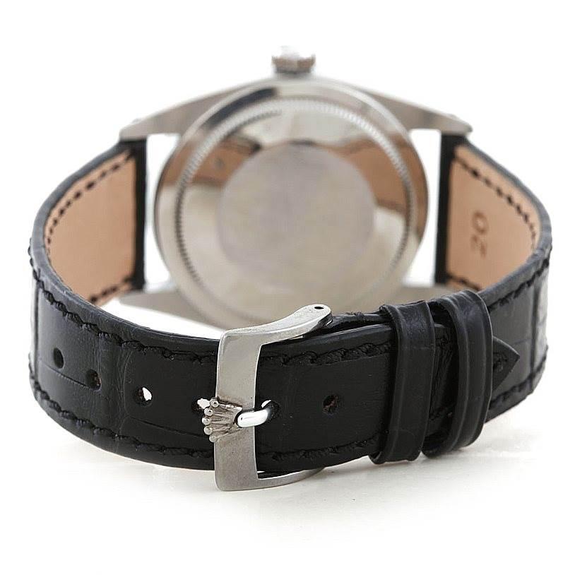 Rolex Explorer Vintage Steel Watch 1016 Year 1958 SwissWatchExpo