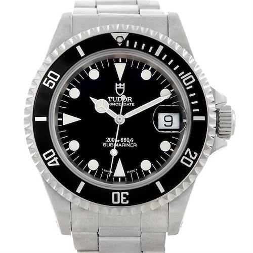 Photo of Tudor Submariner Vintage Steel Mens Watch 79190
