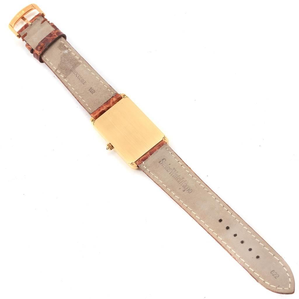 Corum 18K Yellow Gold Diamond 5 Gram Ingot 999.9 Watch SwissWatchExpo