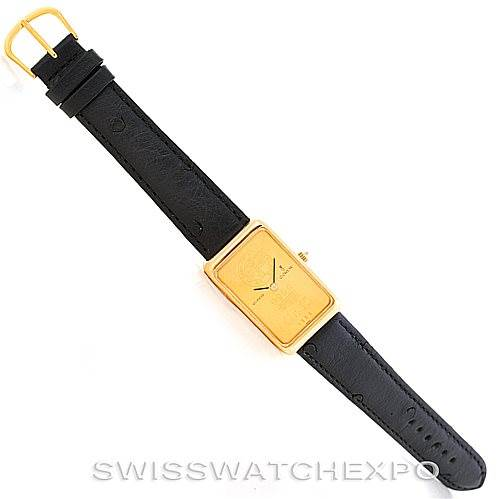 6621 Corum Vintage 18K Yellow Gold 15 Gram Ingot 999.9 Watch SwissWatchExpo