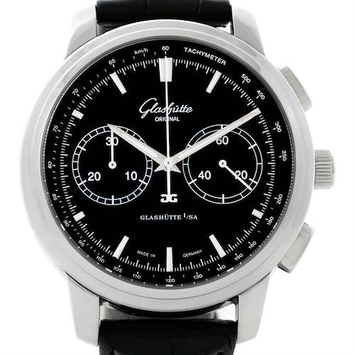 Photo of Glashutte Original Senator Chronograph XL Watch 39-34-20-42-04