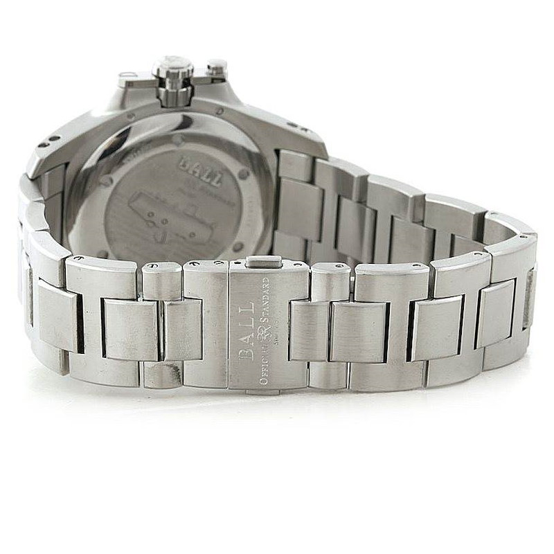 Ball Engineer Hydrocarbon Magnate Steel Mens Watch NM1096A SwissWatchExpo