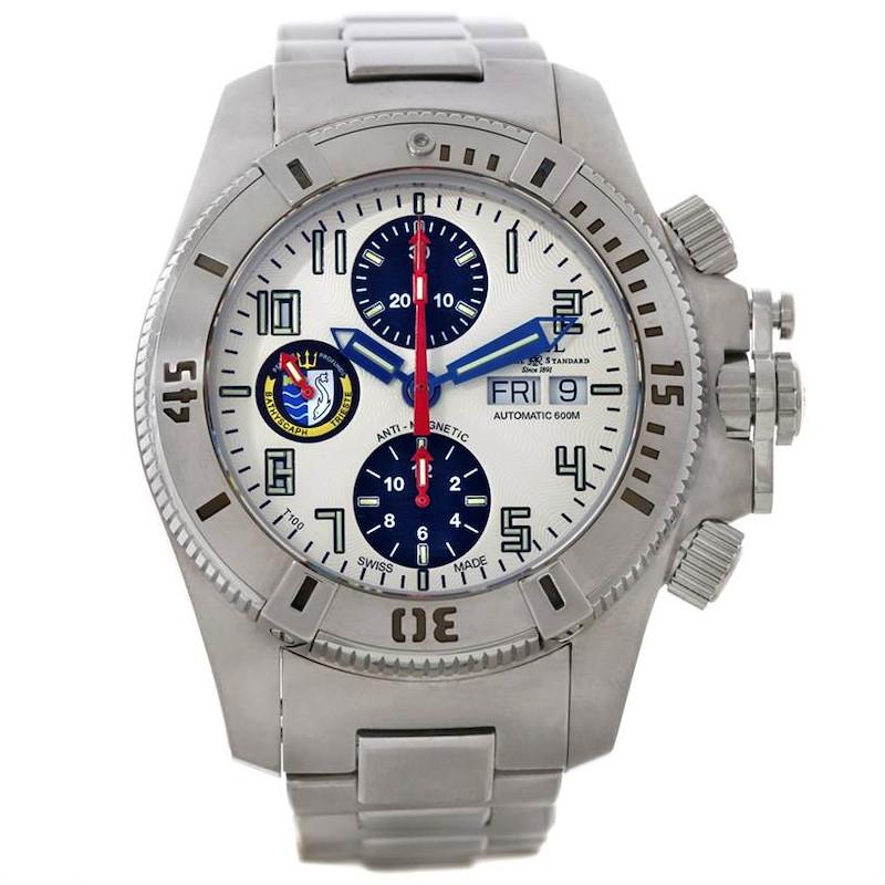 Ball Hydrocarbon Bathyscaph Trieste 600m Limited Watch DC1028A SwissWatchExpo
