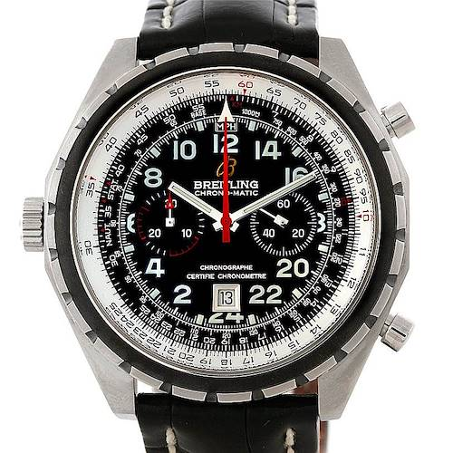 Photo of Breitling Chronomatic Limited Edition Mens Watch A22360 24H